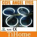 Free grátis e36/e39/e46 ccfl angel eyes, E36/E39/E46 NÃO PROJETOR de HALO RING, E36/E39/E46 CCFL ANGELEYES LUZES PARA BMW