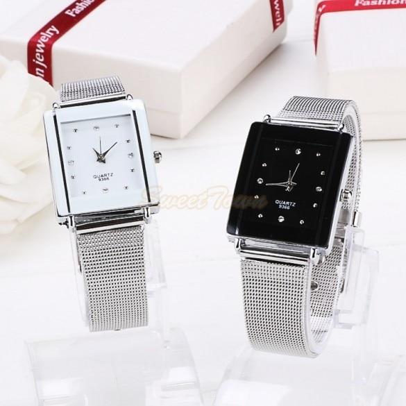 Unisex Couple Watch Wristwatches Fashion Geneva Luxury Casual Watch