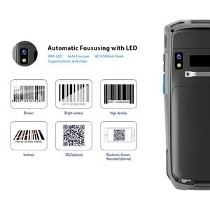 Image 3 - أندرويد 7.0 4G كمبيوتر محمول باليد نقطة البيع محطة البيانات جامع واي فاي بلوتوث UHF NFC قارئ التعريف بالإشارات الراديوية المساعد الشخصي الرقمي الباركود الماسح الضوئي مع العرض