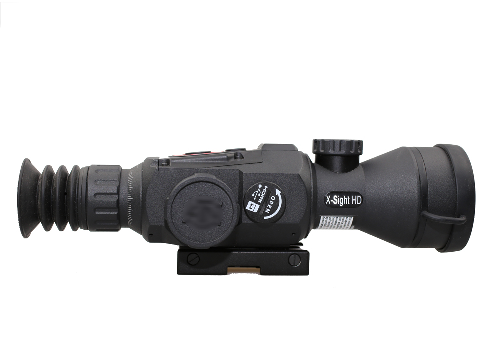 SPINA OPTICS ATN X-Sight II HD 5x-20x Day & Night Riflescope DGWSXS520Z 5-20x hunting