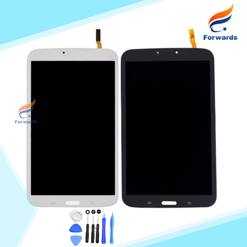 100% Tested Replacement for Samsung Galaxy Tab 3 8.0'' T310 SM-T310 LCD Screen Display with Touch Screen Digitizer Full Assembly white 8inch for samsung for galaxy tab 3 sm t310 t310 lcd display screen touch digitizer sensor full assembly tablet pc