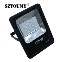 SZYOUMY LED Spotlight 150W 300W IP65 Projector LED Flood Light 5730 SMD LED Street Lamp Wall Lamp Garden Square Install