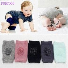 Защитные подушечки для колен малышей, 1 пара, новинка, детская безопасная подушка для ползания, налокотники для младенцев