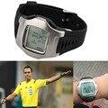 Relógios multifunções Relógios Cronômetro Cronógrafo Contagem Regressiva Do Árbitro Do Futebol Clube de Futebol Masculino Relógio Relogio Reloj hombre