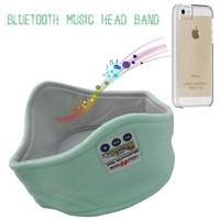 Modern Wireless Music Women Men Headwear Sports Yoga Gym Running Headband Sweat Block hair bands