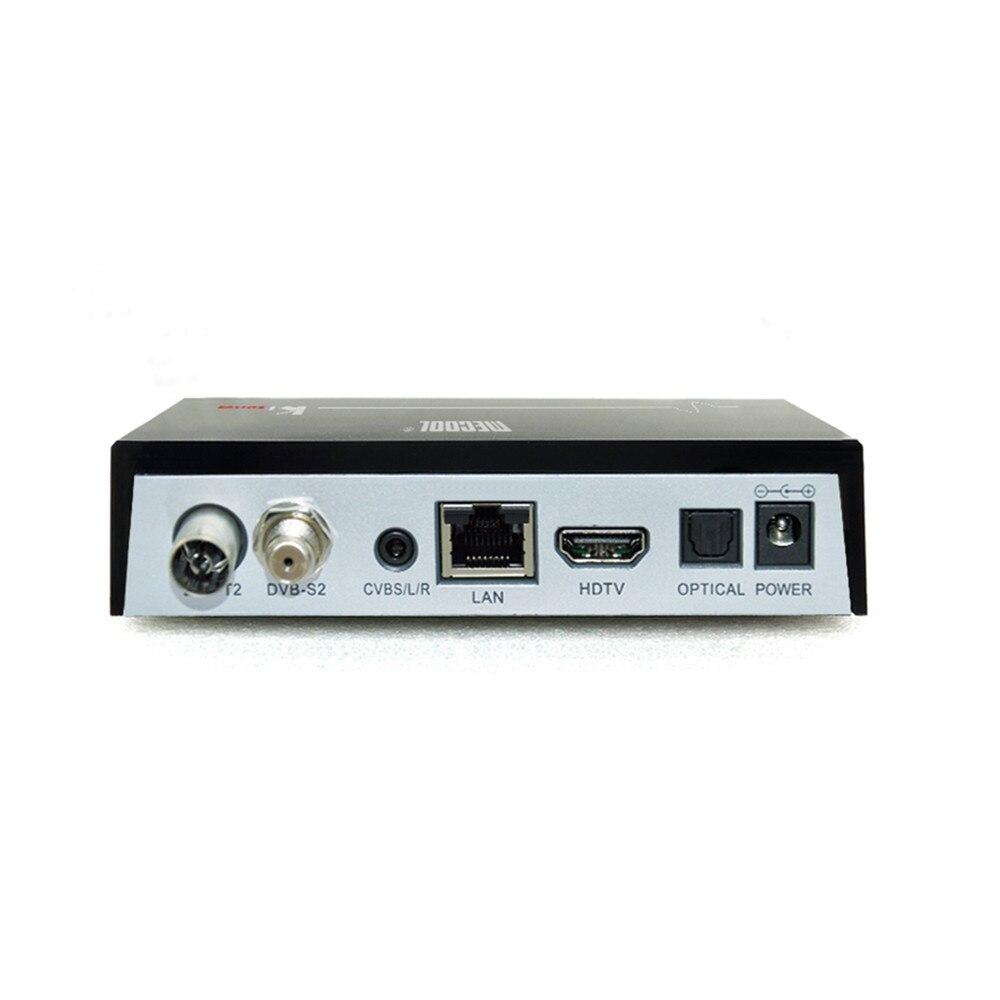 MECOOL KI PRO TV Box KI PRO S2+T2 DVB Amlogic S905D Quad 2G+16G Support DVB T2&S2/DVB T2/DVBS2 Set Top Box Android KIPRO TV Box-in Set-top Boxes from Consumer Electronics    3