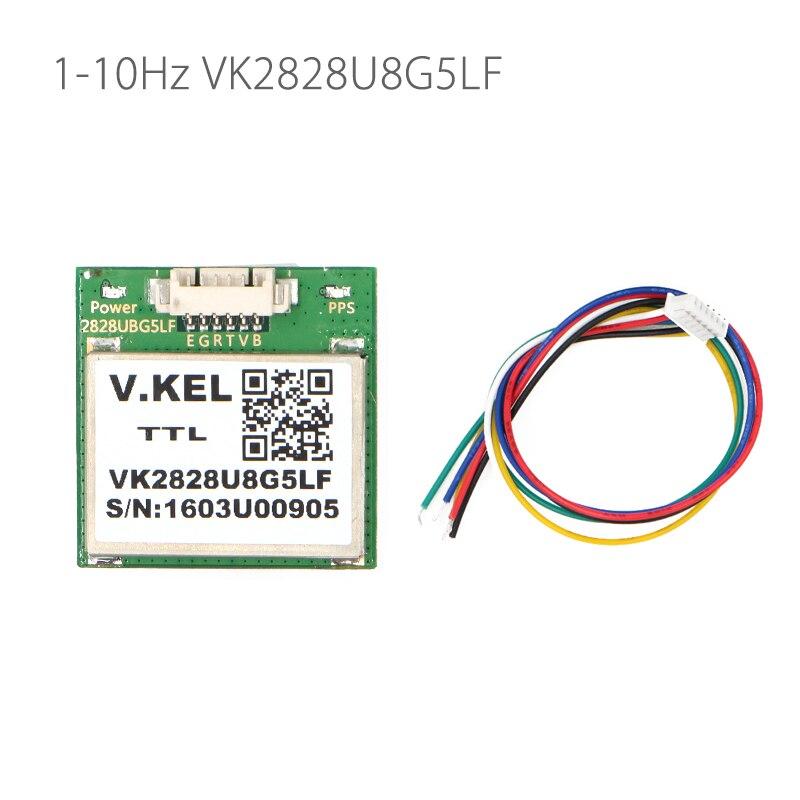 1-10Hz VK2828U8G5LF GPS/GLONASS/BeiDou UBLOX Module Avec Antenne pour Vol Avion de Modèle De Contrôle