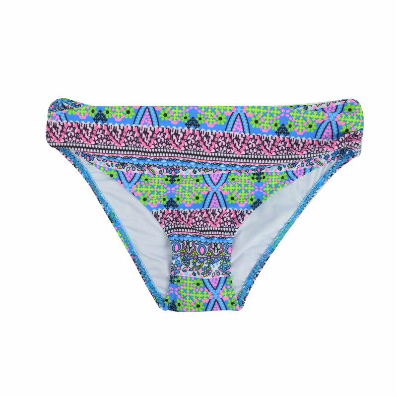 Летние женские микро бикини шорты Бикини Низ с низкой талией спортивный Ruched Сексуальная купальная одежда купальный костюм для девочек плавки B611 - Цвет: B611N