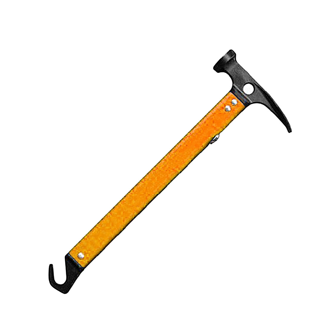 Aluminum Steel Camping Hammer Axe Ultra Light <font><b>tent</b></font> nail Puller Climbing Shovel Outdoor multi-function <font><b>tent</b></font> <font><b>peg</b></font> accessories tool image