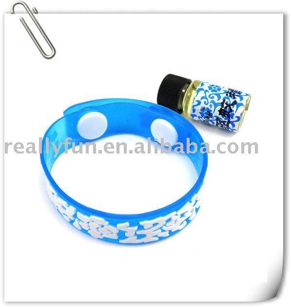Bugslock Mosquito Repellent Bracelet Citronella Oil Anti Band