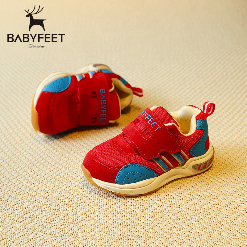 2017 Babyfeet children sneakers little boy baby girl infant kids casual function shoes Sport Shoes Flat breathable Toddler shoes babyfeet newborn baby boy shoes toddler sandals leather non slip kids shoes 0 1 years old boy girl children infant infantile