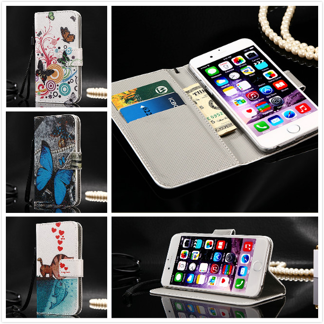 for Fly IQ4505 ERA Life 7 Case, New Arrival 12 Colors Factory Price Flip PU Leather Exclusive Case