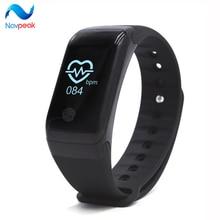 50 шт./лот X7 запись шагов умный Браслет, smart bluetooth кольцо руки спортивные сердечного ритма Мониторы Водонепроницаемый кольцо руки