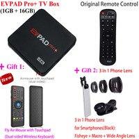 Официальное разрешение IP tv EVPAD Pro + 2 S + Android tv Box Корейский Японский Китай Малайзия Тайвань 1150 ТВ каналы бесплатно