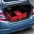Nuevo Organizador Plegable Maletero Del Coche Bolsa de Almacenamiento de Tela Oxford Auto Camión Caja de almacenamiento Maletero Del Coche Tidy Caja de Almacenamiento Bolso Con Un Bolso Más Fresco