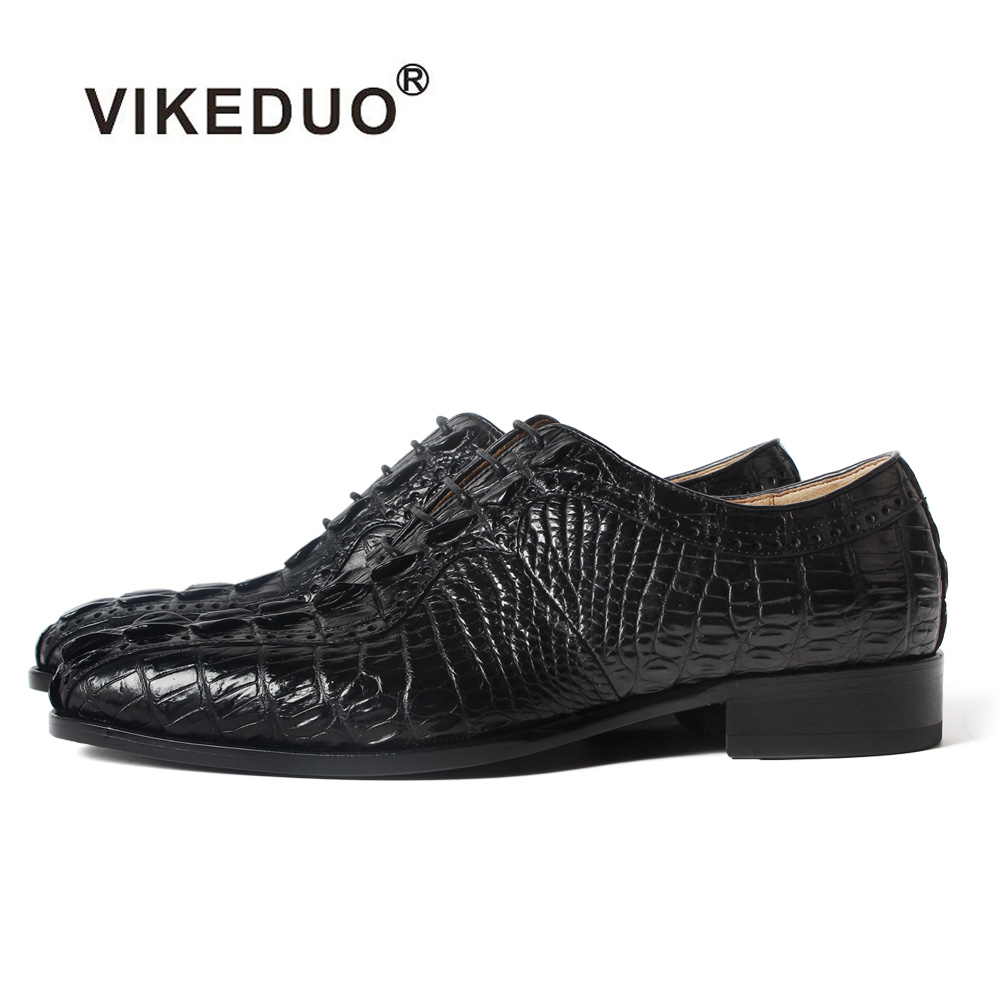 Vikeduo 2018 Handmade Retro Designer Zapato Fashion Luxury Casual Party Wedding Male Oxford Shoe Genuine Leather Men Dress Shoes vikeduo 2018 handmade brand italy shoes fashion designer wedding party office male dress shoe genuine leather mens oxford zapato