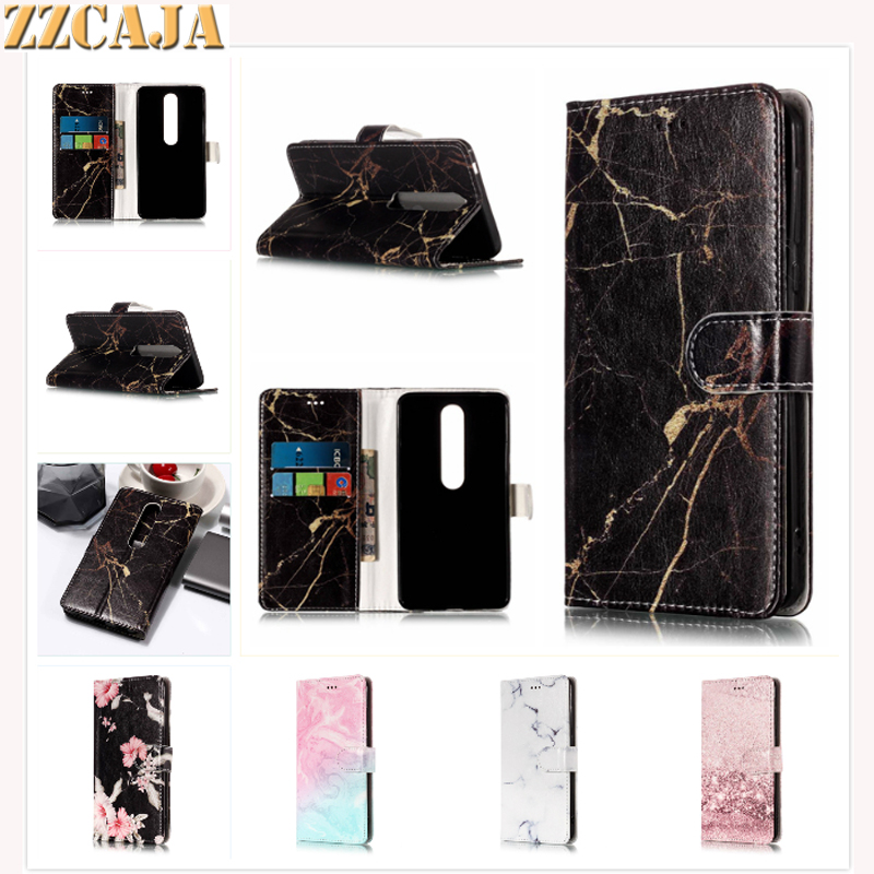 For Cover Nokia 6.1 Plus Case Owl Flip Leather Wallet Case Case For Nokia X6 Wallet Cover For Nokia 6.1 Plus Phone Case 2018 A Great Variety Of Goods Consumer Electronics