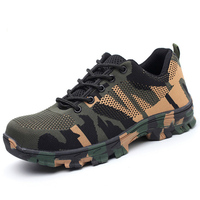 Special force Military Army Suit Accessories Man Shoes Soldier Tactical Combat Camouflage Shoes for Woman Wear Resistant 36 46