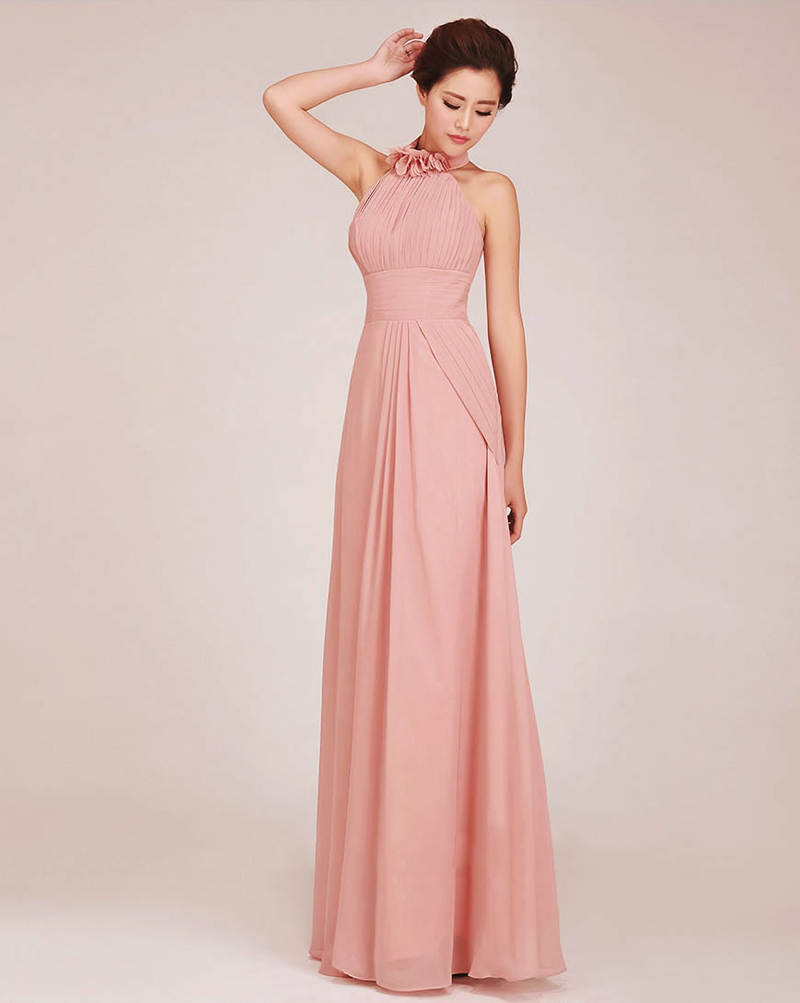 Online shop blush pink bridesmaid dresses a line sweetheart ruched online shop blush pink bridesmaid dresses a line sweetheart ruched bodice long chiffon bridesmaid dresses under 100 affordable dresses aliexpress mobile ombrellifo Image collections