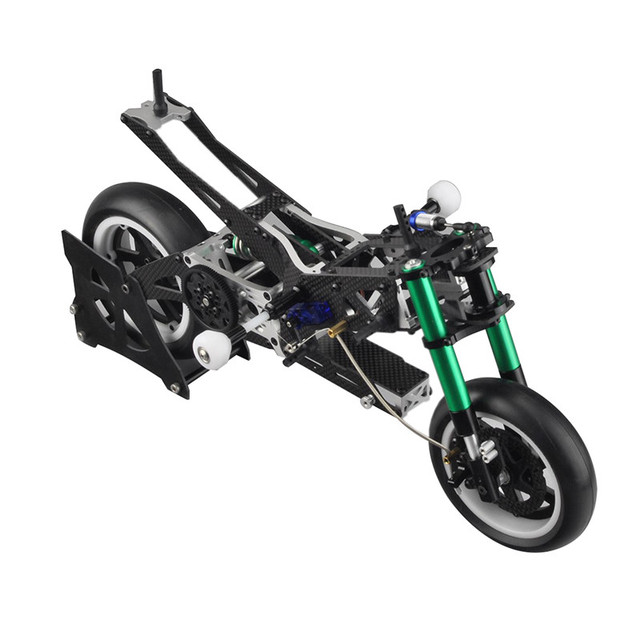 motorcycle frame images  FIJON FJ913 1/5 Carbon Fiber Competition Motorcycle Frame-in RC Cars ...