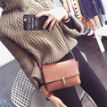 New 2016 Clain Lock Fashion Women CrossBody Bag Purse shoulder Bags Simple Small handbag Women Messenger Bags Bolsas Mujer A651B