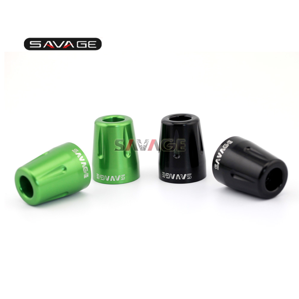 FOR KAWASAKI Z 1000/Z 900/Z 800/Z 650/Z 300/Z 250/EX250R/NINJA 300 Motorcycle Aluminum CNC Handle Bar End Handlebar Grips Cap