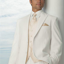 3 шт. мужской деловой костюм официальная одежда для выступлений Свадебный костюм жениха индивидуальный заказ