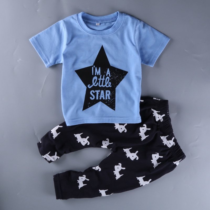 new arrival Baby clothes bebe boy clothes set,little Baby Infant jumpsuit newborn boy clothing set boy baby set  R3311 new summer baby boy clothes infant short sleeved cartoon romper girl newborn cotton jumpsuit outfit 2017 brand bebe clothing set