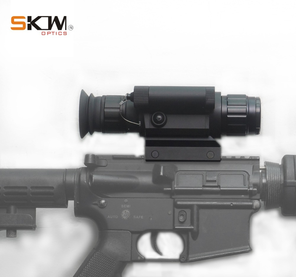 1-2-4 X35 Thermal Imaging Observation Scope