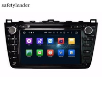 2GB RAM Octa Core 8 Android 6 0 Car PC Radio DVD GPS For Mazda 6