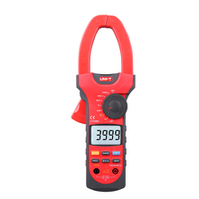 UNI-T UT208A 1000A Digital Clamp Meters Capacitance Frequency Measure Multimeter Auto Range Capactance Resistance uni t ut220 2000a digital clamp meters measure multimeters auto range data hold lcd backlight resistance meters megohmmeter