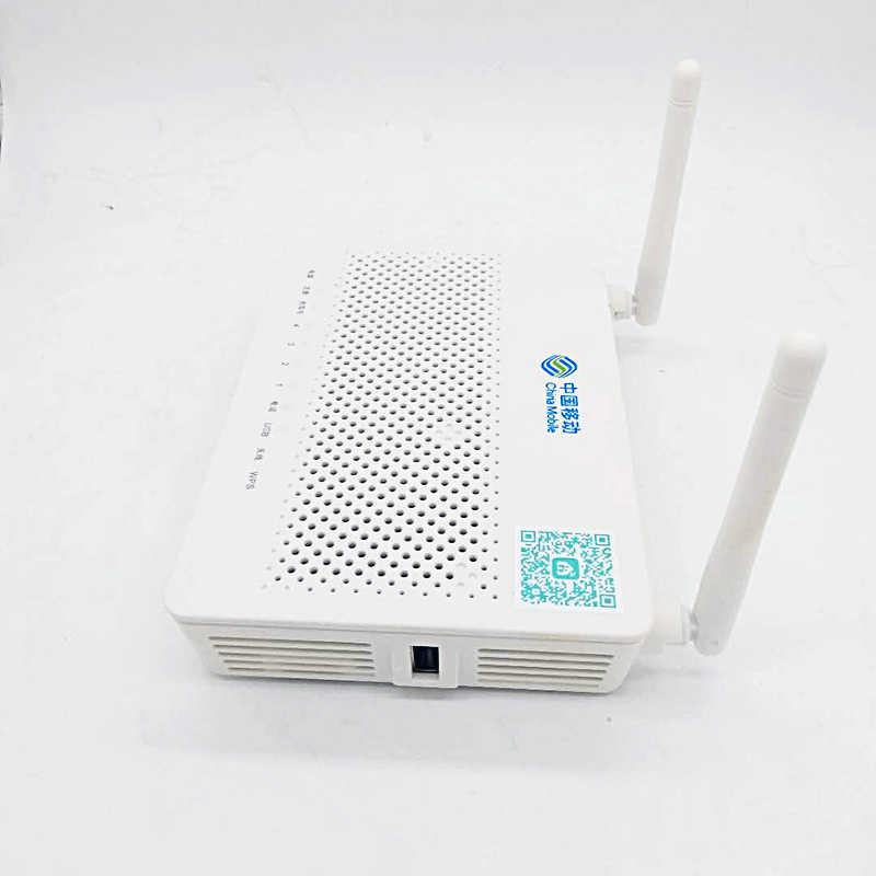 4 шт. HUAWEI GPON ONU HS8545M5 ONT FTTH HGU маршрутизатор модем 1GE + 3FE + 1TEL + wifi такая же Функция как HG8456M HS8545M