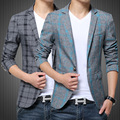 Spring and Autumn new men 's leisure suit men' s suit long - sleeved suitsdo502