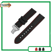Silicone Rubber Watch Band For Seiko 18mm 20mm 22mm Men Women Belt Wrist Loop Resin Strap