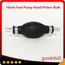 10mm bomba de combustível mão primer bulbo todos os combustíveis comprimento usado para carros navio barco marinha bomba de combustível primer bulbo mão primer bomba diesel