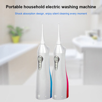 Electric Water Jet Pick Set Teeth Care Cleaning Dental Oral Irrigator Tooth Cleaner Kit Oral Hygiene Care Teeth Washing Machine