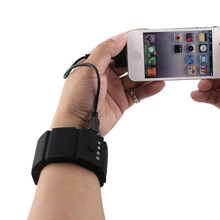 New Chargers Wrist Gadget Power Bank USB Battery Charger For iPhone PSP Samsung NDS Lite