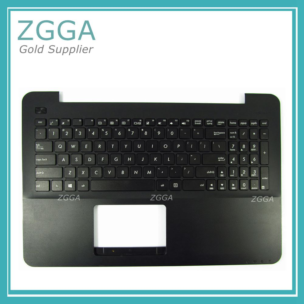 Original NEW Keyboard Bezel For ASUS X555LA X555L SERIES Laptop Shell Palmrest Upper Case 13NB0622AP0341 ang 217 жикле в раме ангелы хранители дома 18х24