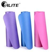 SILITE Yoga Mat Natural Non-Slip Yoga Mats Tapis 7mm Thickness Esterilla  Beginner for Bikram 3a539b5ff627c