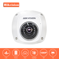 English Version DS 2CD2542FWD IS 4MP Mini Dome Built In Wi Fi IR Up To 10m