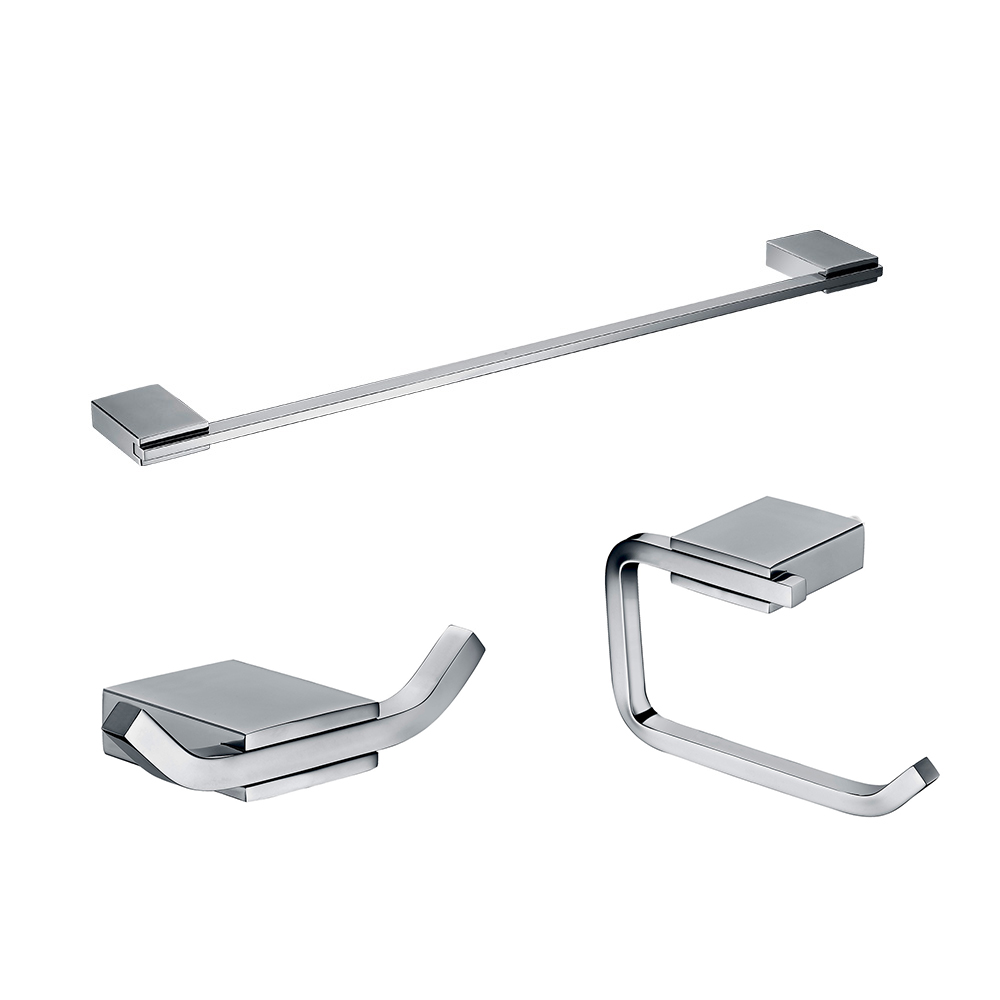 online shop 304 # brushed stainless steel bathroom accessories set