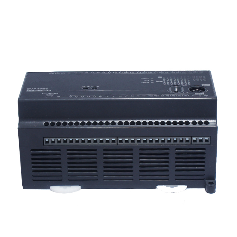 DVP20EC00R3 DVP20EC00T3 EC3 Series Standard PLC DI 12 DO 8 100-240VAC new in box new original dvp20ec00r3 plc ec3 series 100 240vac 12di 8do relay output