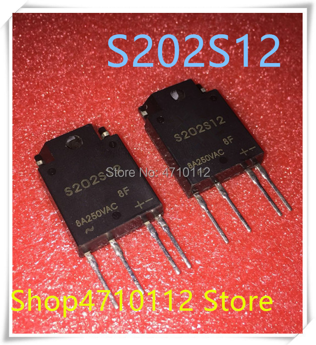 10PCS/LOT S202S12  S202S 12 TO3-4P