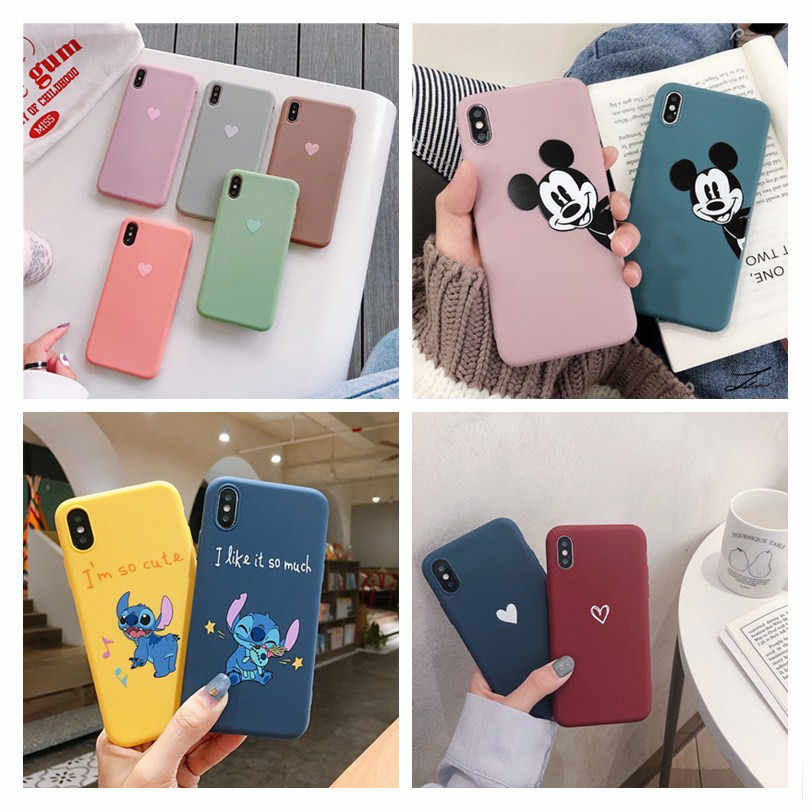Dumbo Leuke Cartoon Disneys Roze Olifant circus case voor iPhone X Xs Mas Xr 10 8 7 Plus 6 6 4s Zachte siliconen telefoon coque Cover
