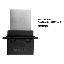 Резистор нагревателя для Chrysler/Voyager/город/страна/Dodge/JEEP 04885482AC 04885482AA/04885482AD