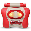 Cervical vertebra massager Body rotating massage pillow Chinese Massage product Deep-sea magnet Heating massage point