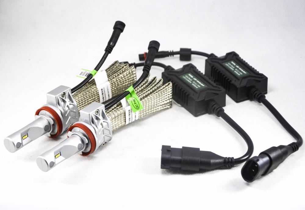 LED LUXEON H11 Kit 43