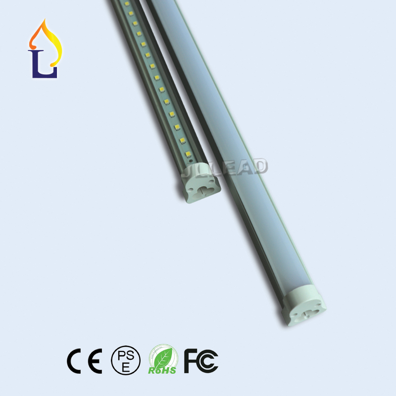 25pcs/lot Integrated LED T5 Fixture SlimT5 Tube Light 24W