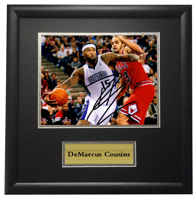 31f3df4a3 Aliexpress.com   Buy DeMarcus Cousins s autographed signed photo come with  SA COA framed from Reliable Frame suppliers on starsauthentic Official Store