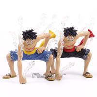 Anime One Piece Banpresto Figure Colosseum Monkey D Luffy PVC Figure Collectible Model Toy 16cm 2
